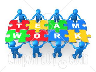 Go team clipart 11