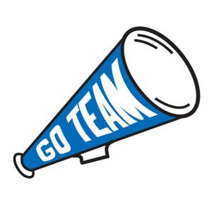 Go team clipart 2