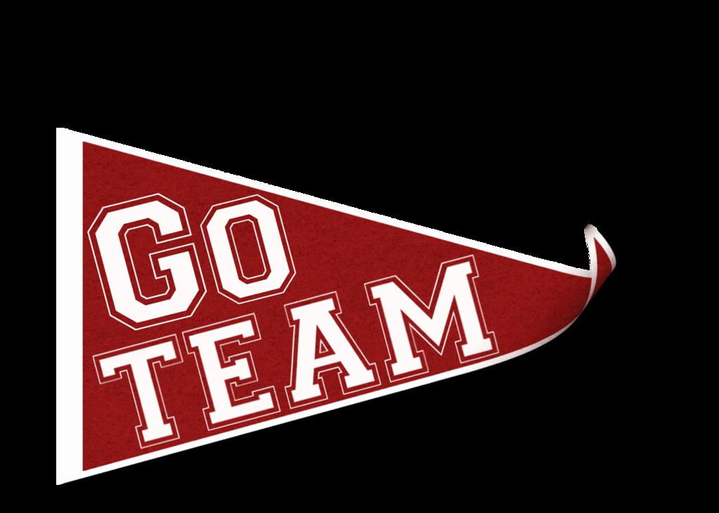 Go team clipart 3