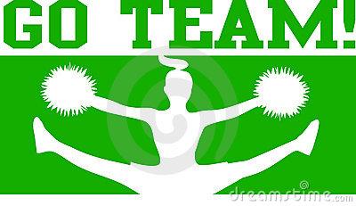 Go team clipart 7
