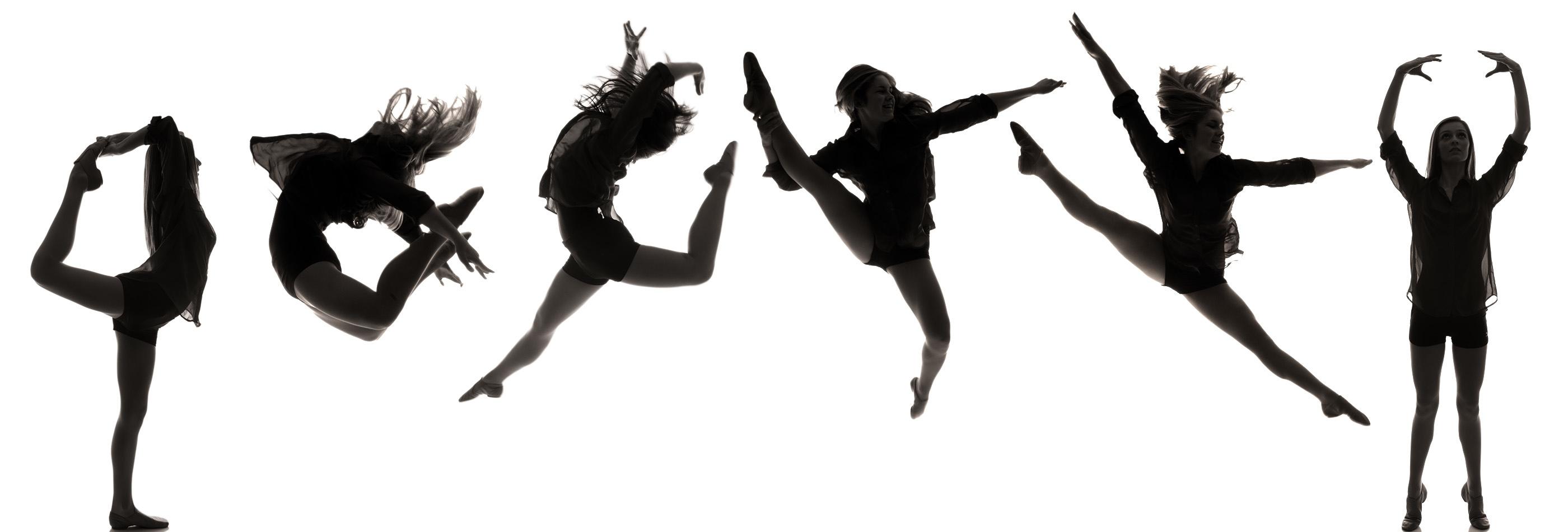 Go team dance team clipart