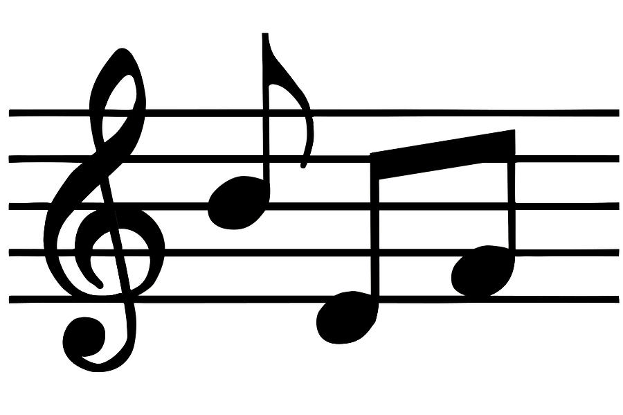 Music  black and white music clipart black and white 3