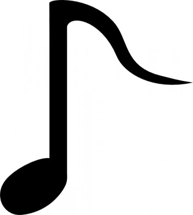 Music  black and white music notes black and white music musical clip art free 7