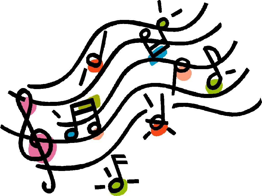 Music  black and white music notes black and white musical music clipart 3