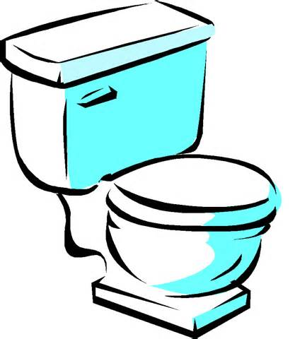 Potty bathroom clipart 9