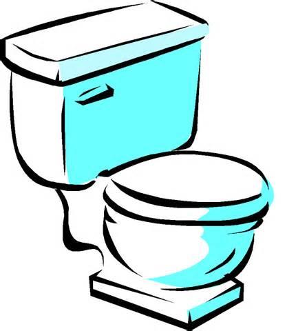 Potty bathroom clipart 9