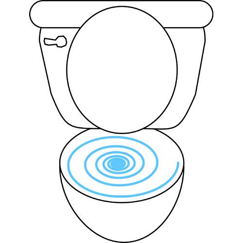 Potty clip art toilet clipart 2