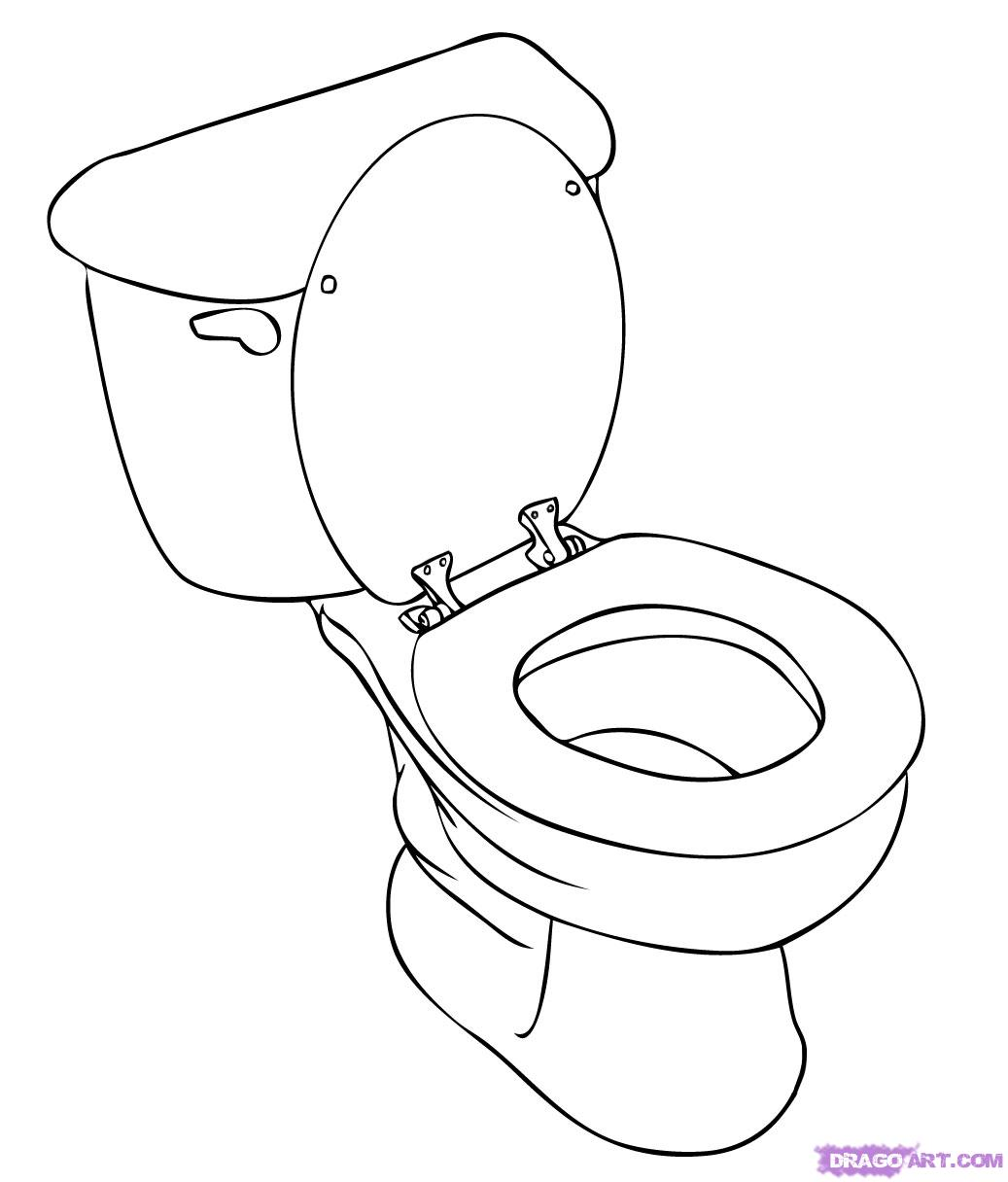 Potty toilet clipart the cliparts satan swirly toilets