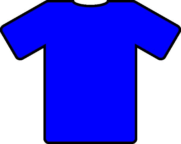 Sweatshirt blue clipart