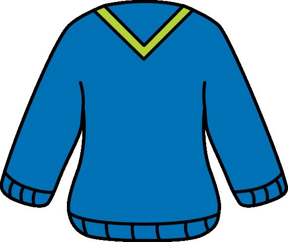 Sweatshirt clipart 4