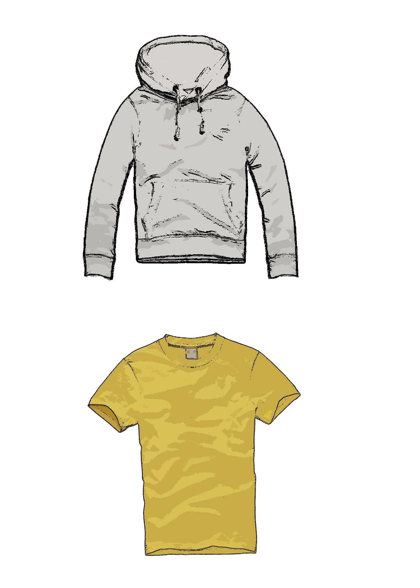 Sweatshirt clipart 6