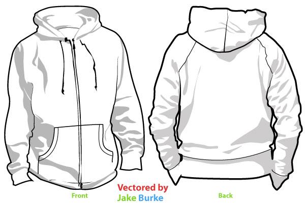 Sweatshirt clipart 7