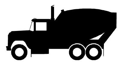 Truck  black and white dump truck clipart black and white free 3 2