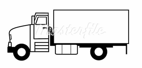 Truck  black and white monster truck clipart black and white free 2
