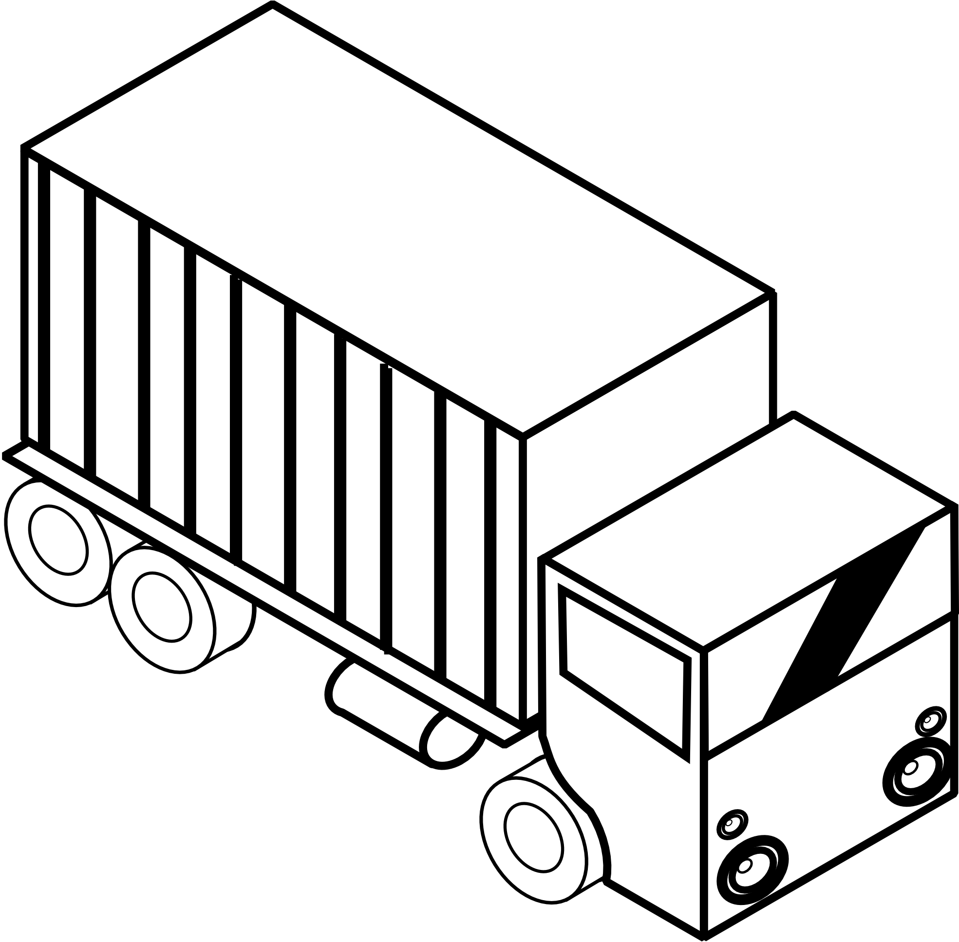 Truck  black and white truck clipart black and white free images