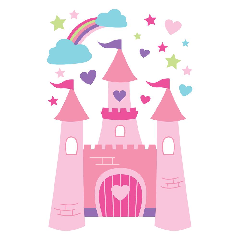 Cinderella castle clip art free clipart images 2 3