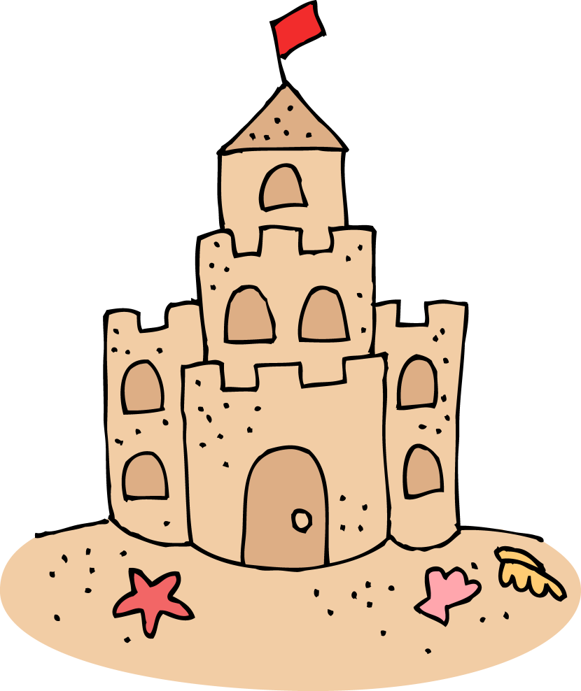 Cinderella castle clip art the cliparts 2