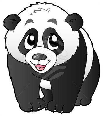 Cute panda cute small panda clipart britney pictures and