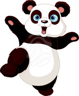 Cute panda images about pandas on free clipart
