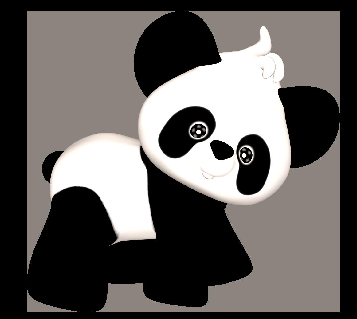 Cute panda panda cute clipartfest 4