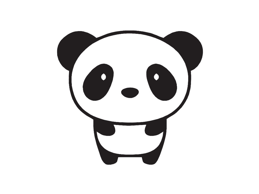 Cute panda wallpapers buscar con google kawaii clip art