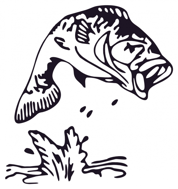 Fish black and white black and white fish images free download clip art