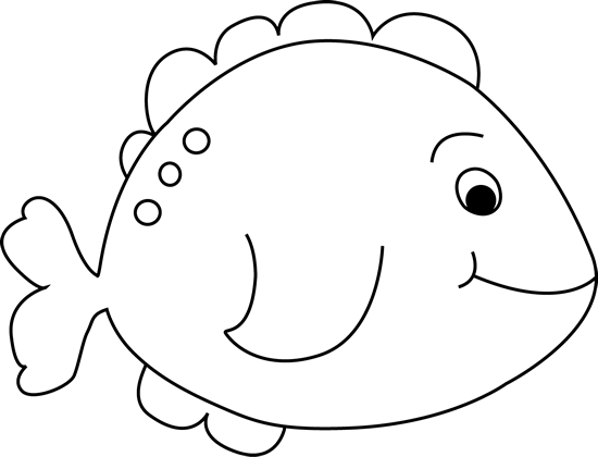 Fish black and white black and white little fish clip art image black white
