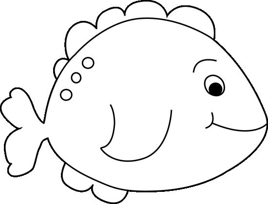 Fish black and white black and white little fish clip art image black white