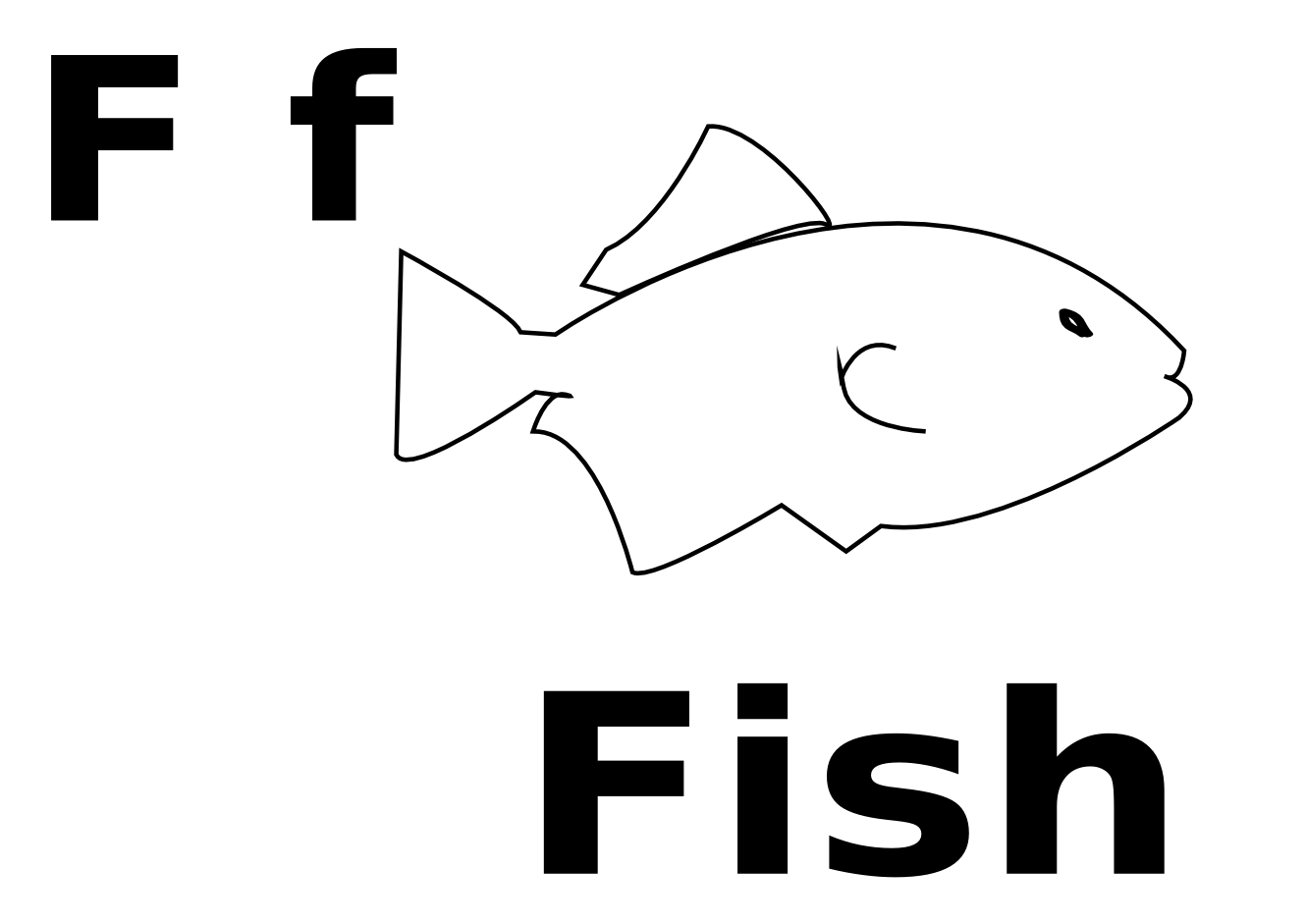 Fish black and white clown fish clip art black and white free clipart
