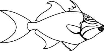 Fish black and white fishing boat clipart black white free images