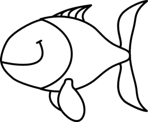 Fish black and white fishing clipart black and white free images 2