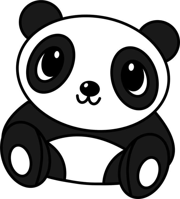 Ideas about panda drawing on cute panda clip art 2