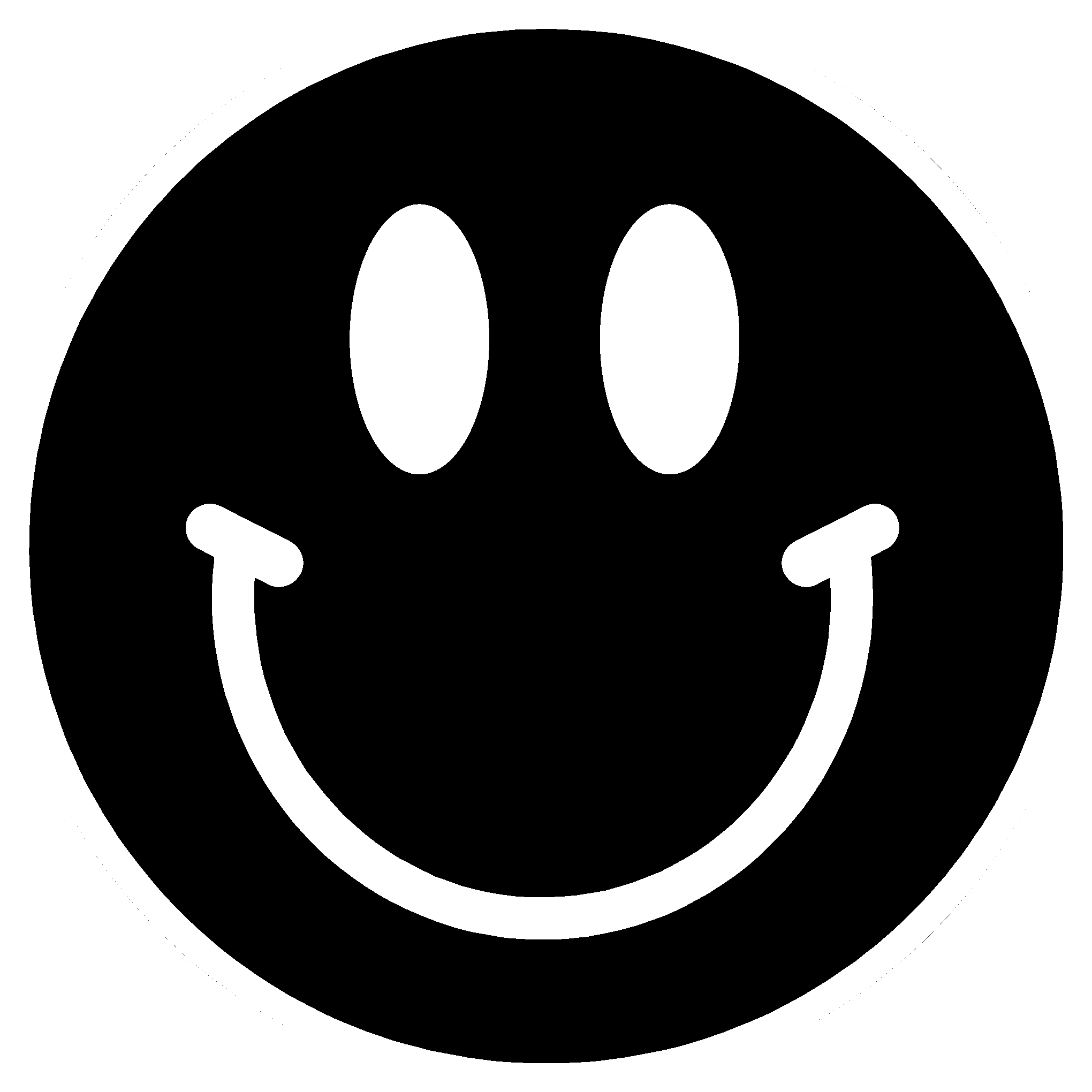 Smiley face  black and white smiley face clipart black and white free 6