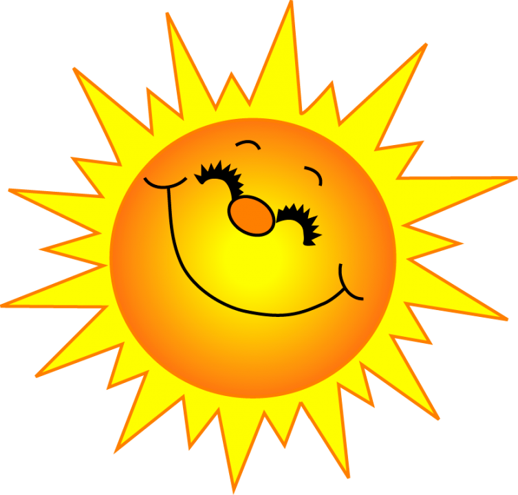 Sunshine happy sun clipart free images 4