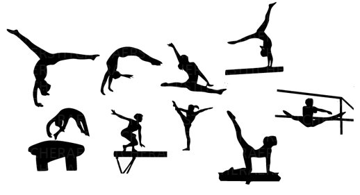 Tumbling clipart cliparts and others art inspiration