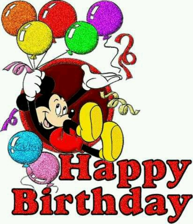 Mickey mouse birthday clipart 7