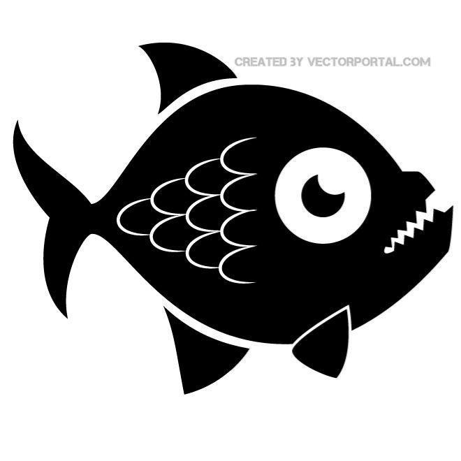 Piranha clipart piranha clipart fans 13