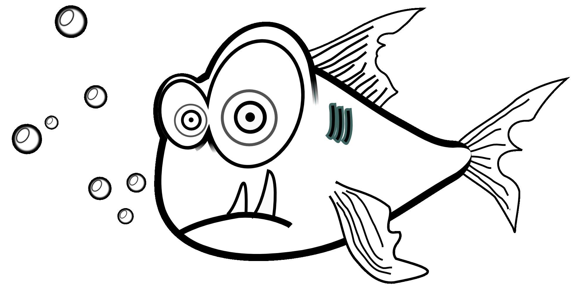 Piranha clipart piranha clipart fans