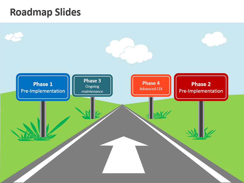 Roadmap clipart schliferaward 3