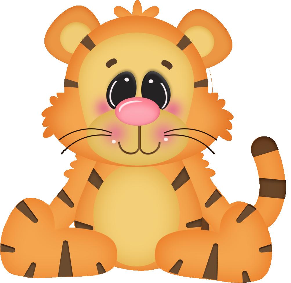 Baby tiger photo by daniellemoraesfalcao minus fraldas clipart