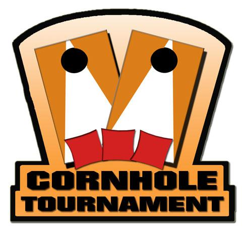 Corn hole 1st annual millwood fire co 1 cornhole tournament and clip art