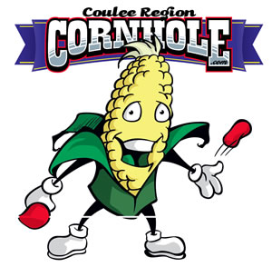 Corn hole cornhole tournament clipart