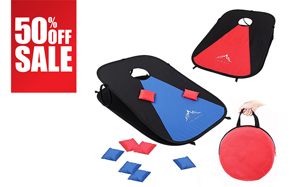 Corn hole himal sports cornhole clip art
