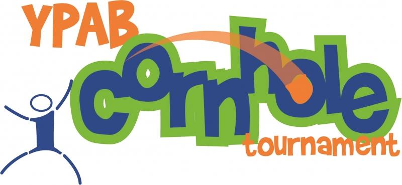 Corn hole ypab cornhole tournament children'bureau clipart