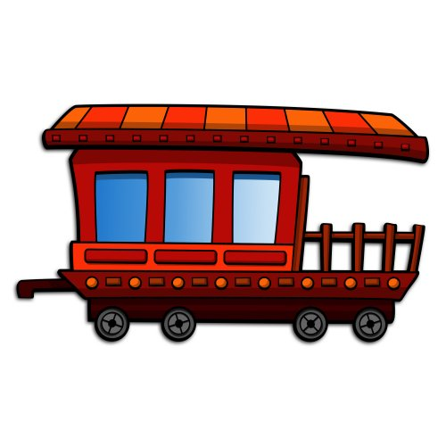 Caboose clipart cliparts and others art inspiration