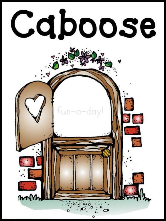 Caboose jobs clip art