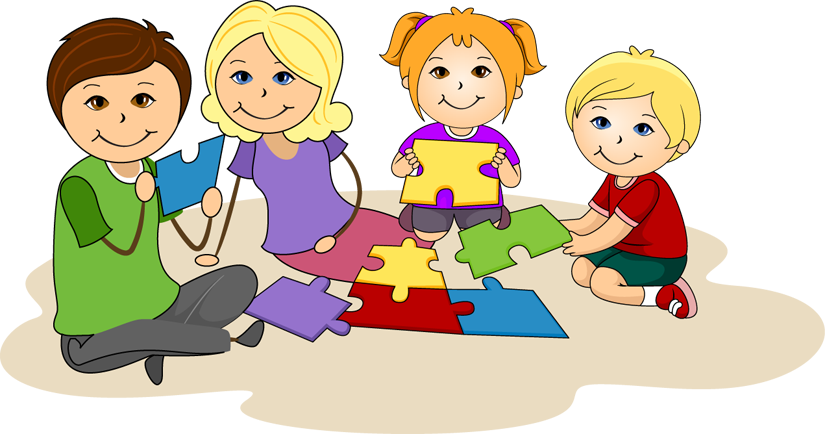 Student working clipart 6