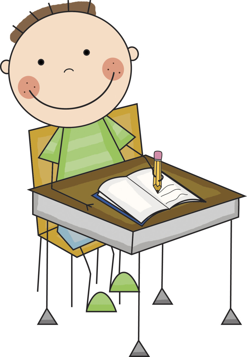 Student working cliparts free download clip art