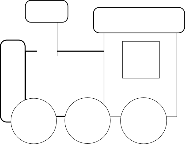 Train caboose clipart clip art library 2