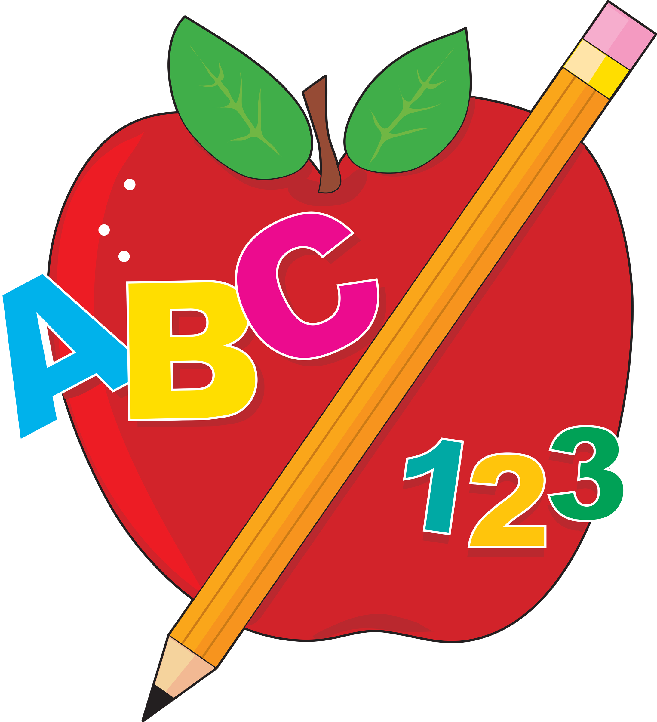 Abc blocks abc clipart 2